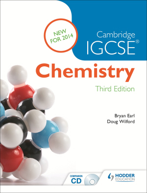 Cambridge IGCSE Chemistry (3rd Edition)