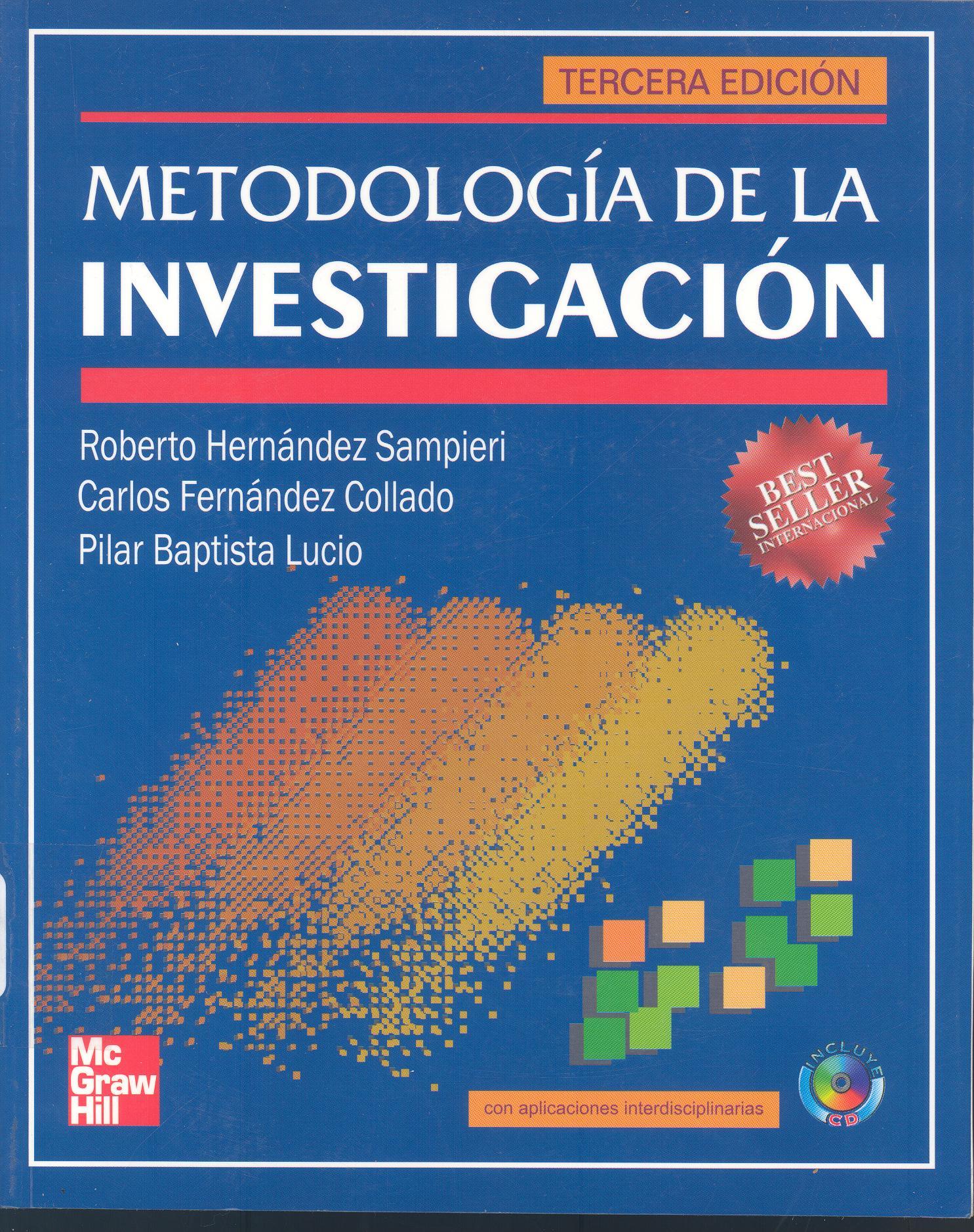Metodologia Dela Investigacion Roberto Hernandez Sampieri Epub